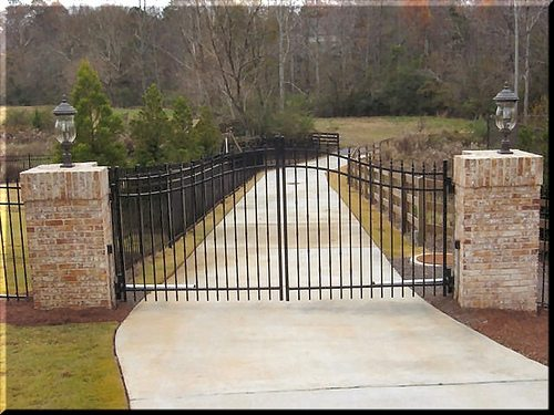 Atlanta Driveway Gates And Entries